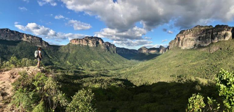 Randonnée  Vale do Pati 
