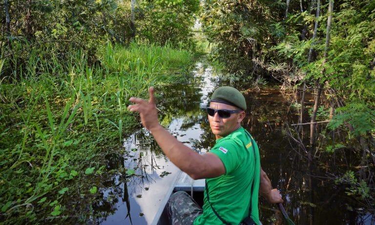 Au coeur de l'Amazonie