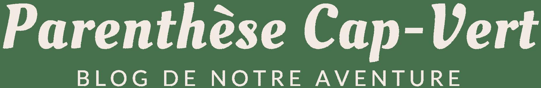 Parenthèse Cap-Vert
